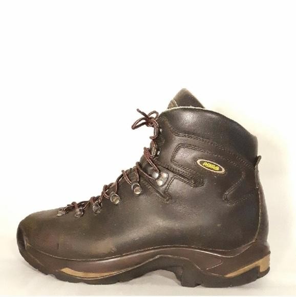 2271ebea0 Asolo Shoes | Tps 520 Gv Mens Lace Up Hikingwork Boot | Poshmark